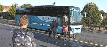 Information Circuit spécial bus Fauveau