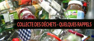 Collectes des déchets
