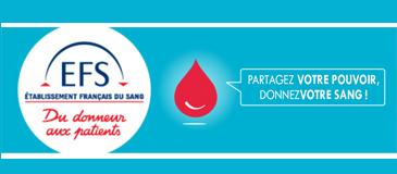 Collecte don de sang vendredi 20 août : prenez rendez-vous !