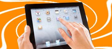 Distribution de tablettes numériques par le CCAS