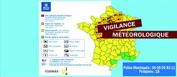 14-10-19 _ VIGILANCE MÉTÉOROLOGIQUE ORAGES ET VENT