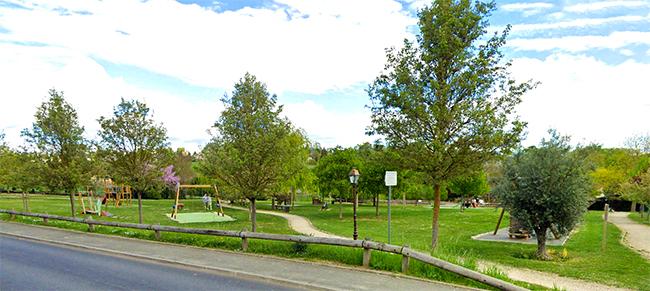 Les parcs de la Ville vous accueillent