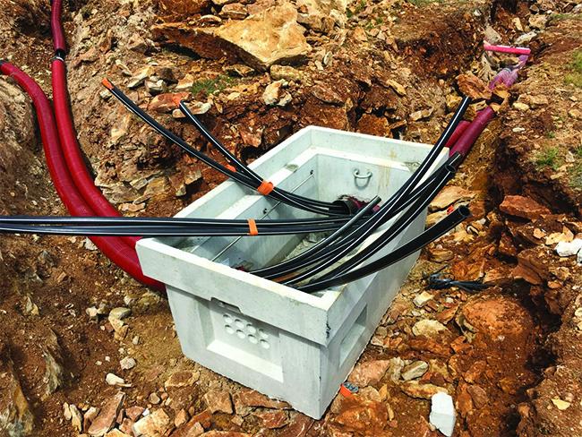 La fibre optique à Villennes : un taux de couverture de 90 %