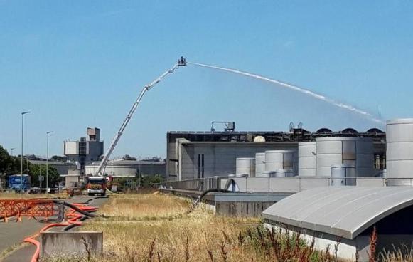 Incendie Usine Seine Aval : point 1 an après