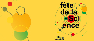 Fête de la Science du 2 au 12 octobre 2020