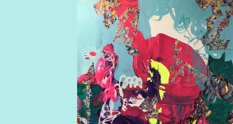 Exposition de peinture Color Prism