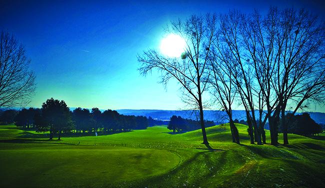 Le golf de Villennes