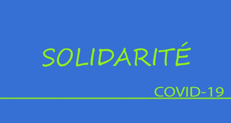 Solidarité aux personnes isolées