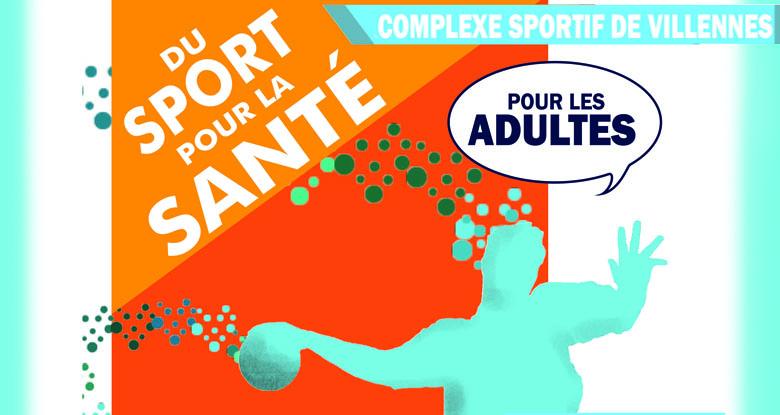 Sport pour tous :  adhérez au