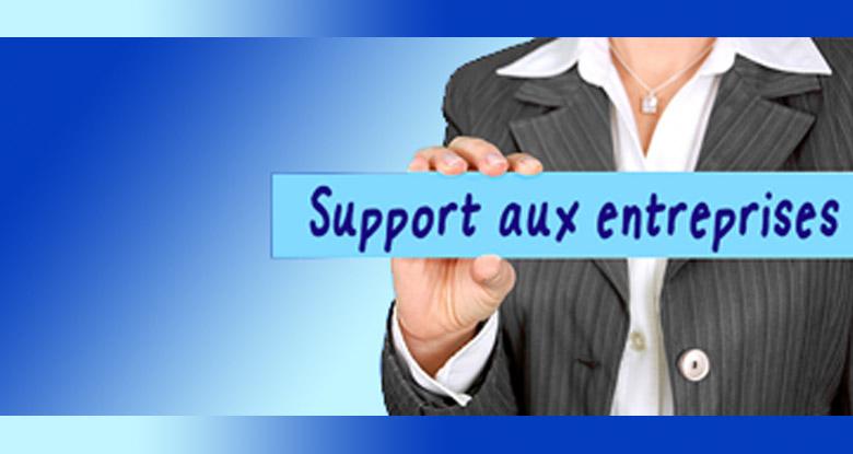 COVID-19 - Vie économique : support aux entreprises-
