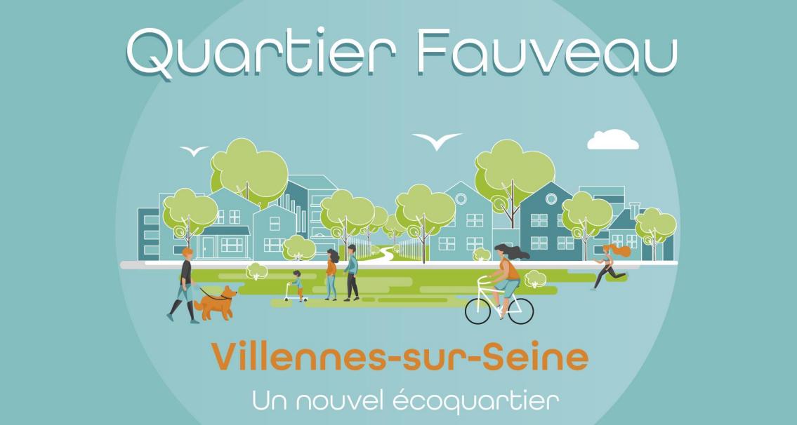 Présentation du projet du futur quartier Fauveau