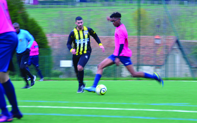 Le Football-Club de Villennes-Orgeval