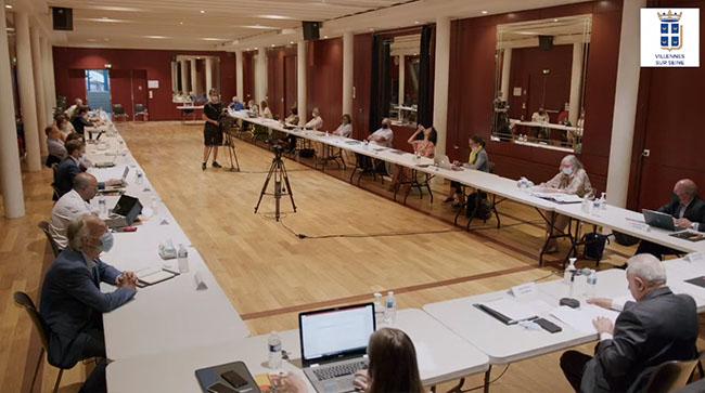Conseil Municipal du 10 juin 2021